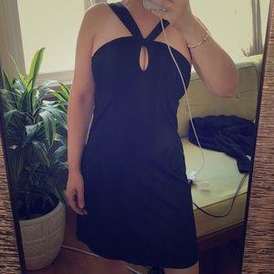 Athleta keyhole Dress w Tie back 👗